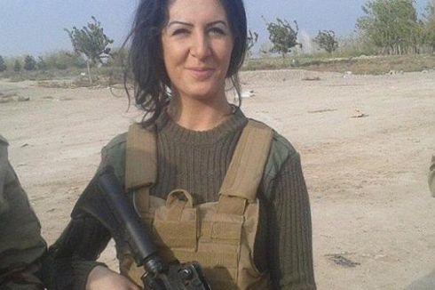 Tinggalkan Kuliah, Gadis Denmark Pilih Bantu Milisi Kurdi Perangi ISIS