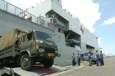 Mengenal KRI Soeharso, Kapal untuk Evakuasi WNI di World Dream