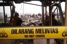 Kebakaran Pasar Ciranjang Cianjur, 1.673 Unit Kios dan Los Ludes Terbakar
