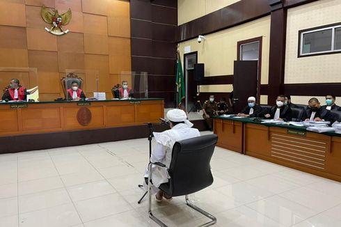 Eksepsi Rizieq Shihab, Seret Nama Mahfud MD hingga Jokowi...