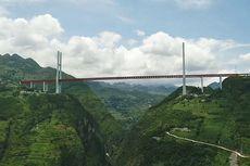Mengintip Kembali Jembatan Tertinggi di Dunia
