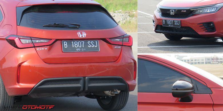 Honda Civic Hatchback RS CVT