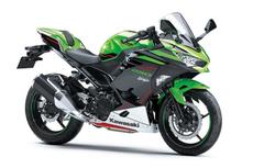 Kawasaki Ninja 250 Punya Warna Baru