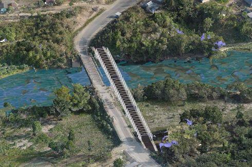 Pemerintah Kucurkan Rp 95,52 Miliar, Tangani Dua Jembatan di Sulut