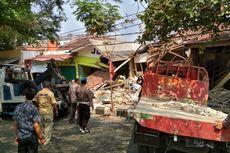 Rem Blong, Truk Semen Seruduk Mobil, Motor hingga Bangunan, Satu Tewas