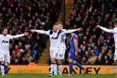 RvP-Rooney Bawa MU Raih 3 Angka dari Palace