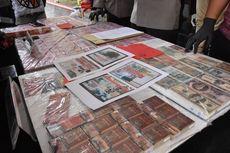 Lima Pengedar Uang Palsu Tertangkap gara-gara Belanja Rokok di Warung