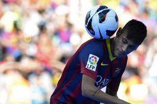 Neymar dan Alba Sukses Jalani Operasi Amandel