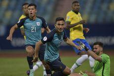 Hasil Copa America 2021, Brasil