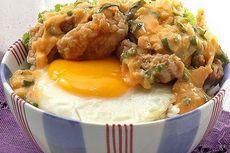 Resep Saus Telur Asin Kekinian, Pakai Susu agar Creamy