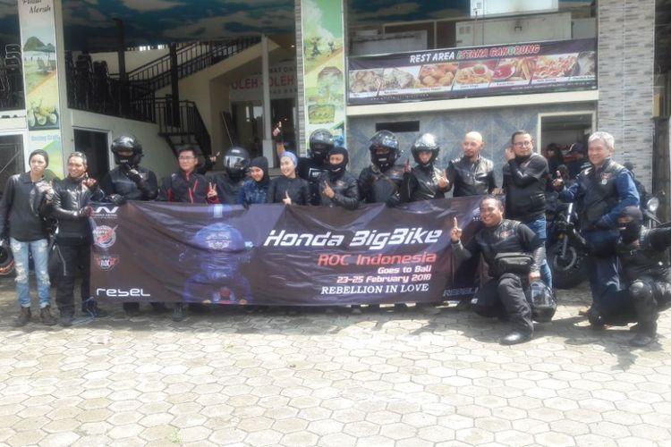 Komunitas pengguna Honda Rebel.