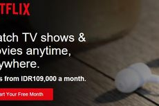 Netflix Perpanjang Masa Gratis di Indonesia karena Diblokir?