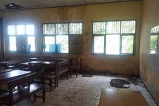 BERITA FOTO: Kerusakan Bangunan SDN Samudrajaya 04 Bekasi