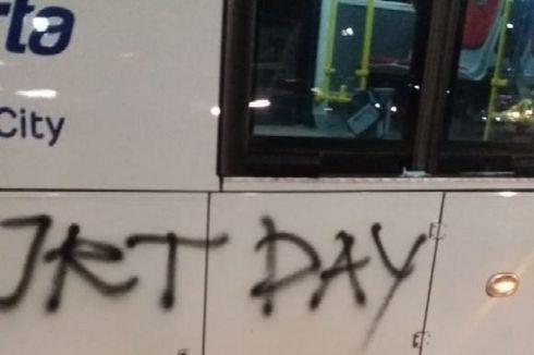 Bus Transjakarta Dicoret, Anies Bilang Vandalisme Tak Bisa Dibiarkan