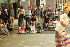 Melepas Rindu di Pasar Senggol Cologne...
