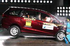 Honda Yakin Lolos Tes Uji Tabrak yang Dilakukan Kemenhub