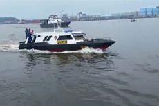 Aparat Gabungan Terjunkan 7 Kapal di Laut Riau, Ada Apa?