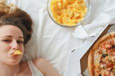 Stres saat Pandemi Corona Sebabkan Doyan Ngemil, Kok Bisa?