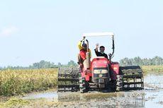 Lewat Alsintan, Petani di Landak, Kalbar Diharapkan Bisa Lebih Produktif