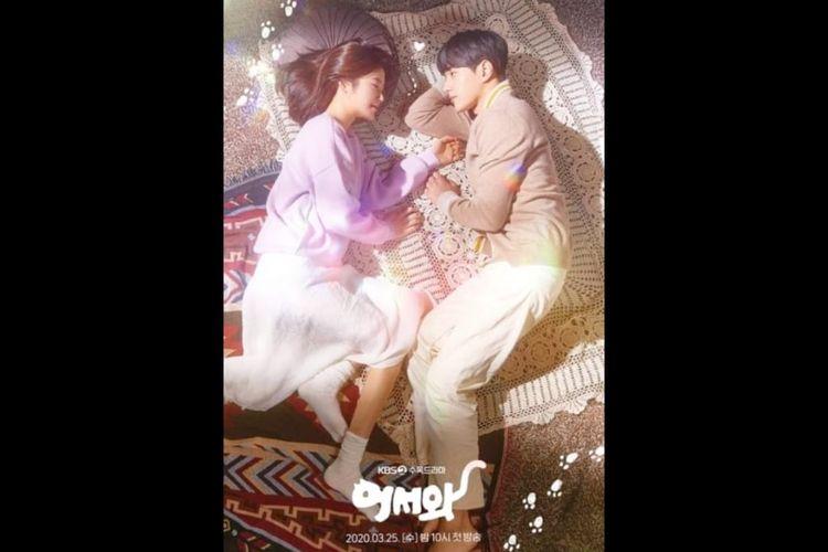 Poster drama korea Meow The Secret Boy, tayang di VIU