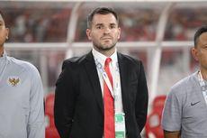 Simon McMenemy Kecewa dengan Tingginya Ekspektasi Suporter Indonesia kepada Timnas