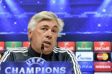 Ancelotti: Agen Gareth Bale Sebaiknya Diam