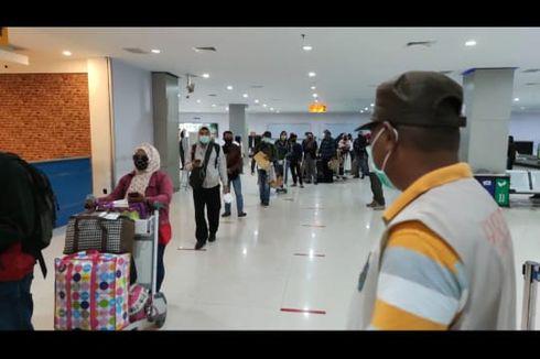 Kronologi Penumpang Garuda Jakarta Sorong Ketahuan Covid-19, Bawa Hasil Tes PCR Positif Corona