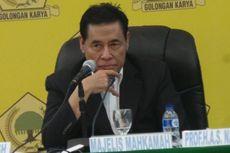 Ketua Mahkamah Partai Bingung dengan Putusan Menkumham