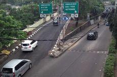Pintu Air Manggarai Selesai, Jalan Tambak Kini Dibuka