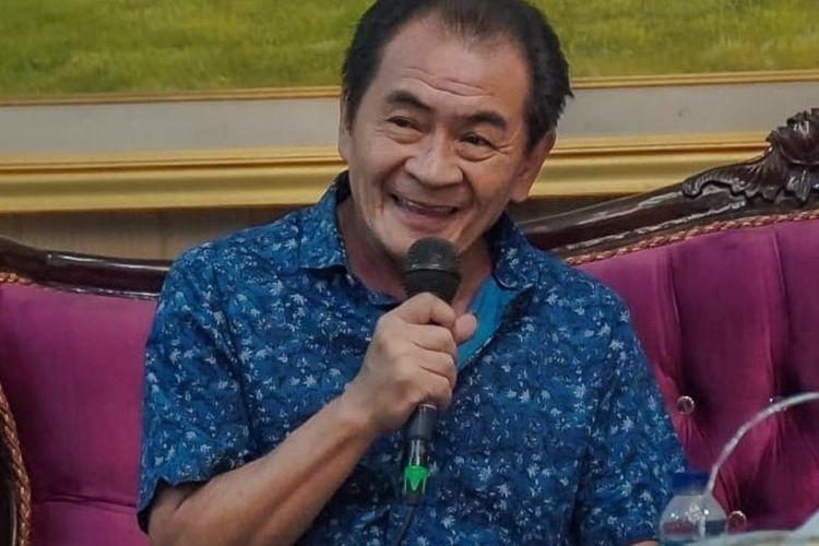 Bupati Banjarnegara, Budhi Sarwono alias Wing Chin