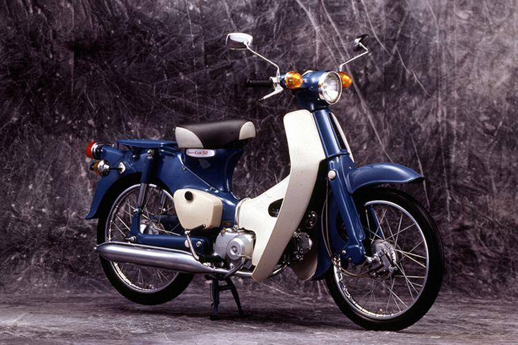 Evolusi Honda Super Cub yang Bersejarah