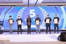 Rayakan HUT ke-68, PP Raih Lima Penghargaan MURI