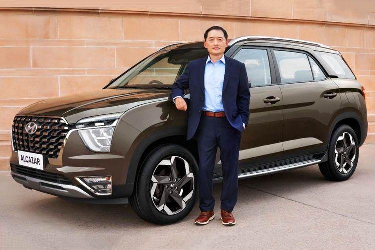 Hyundai Alcazar telah dikenalkan di India