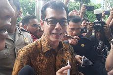 Menparekraf Wishnutama Sambangi Gedung KPK, Serahkan LHKPN