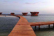 Pulo Cinta, Pulau Romantis Berbentuk