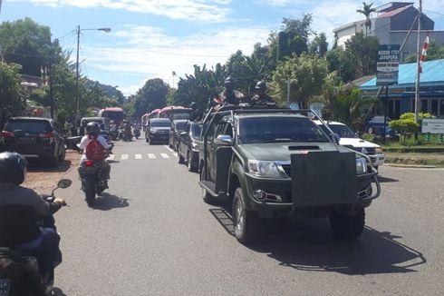 Dikawal Tentara, Pertamina Kembali Salurkan BBM di Jayapura