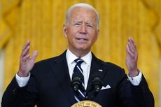 Pemimpin Tertinggi Iran Sebut Biden