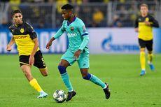 Dortmund Vs Barcelona, Ansu Fati Punya Waktu Semusim untuk Cetak Rekor Liga Champions
