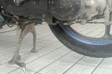Parkir Motor Berhari-hari, Jangan Gunakan Standar Samping