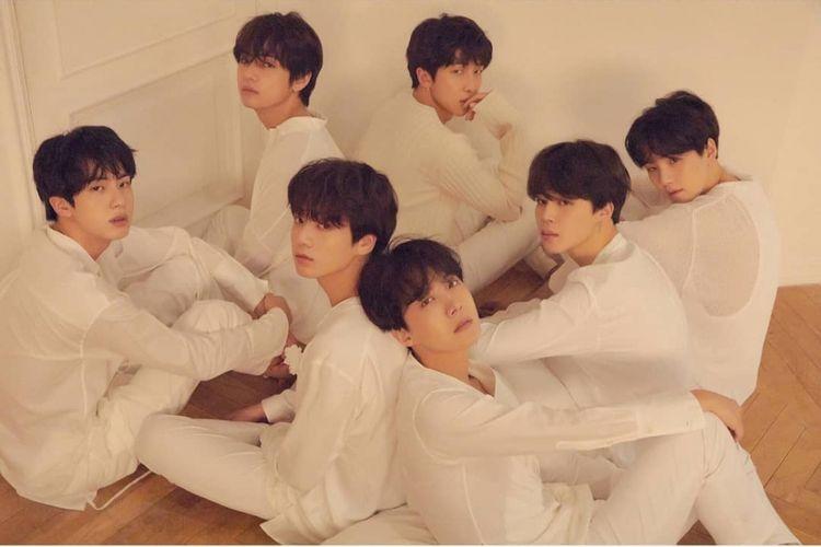 Boyband K-pop BTS