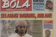 Kilas Balik Persib Vs AC Milan pada 1994, Pujian Capello untuk Gelandang Maung Bandung