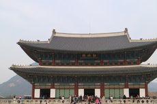 Momen Langka, Istana Kerajaan di Seoul Dibuka untuk Turis
