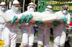 UPDATE 20 Juli: Kasus Kematian akibat Covid-19 Tertinggi di Jawa Tengah dengan 303 Orang