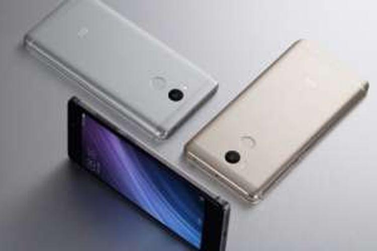 Xiaomi Redmi 4 A, 4 Standard Edition, dan Pro Edition