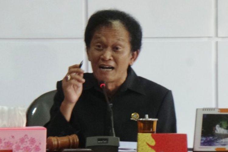 Ketua DPRD Jawa Tengah Bambang Kusriyanto.