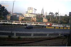 Selasa Pagi, Tol Dalam Kota Depan Gedung DPR Dapat Dilintasi