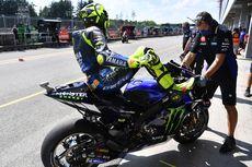 Valentino Rossi Ungkap Permasalahan Mesin Yamaha