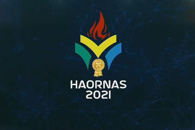 Peringatan Haornas 2021 pada 9 September 2021.