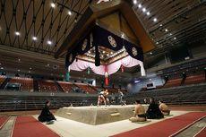 Pandemi Corona Gagalkan Turnamen Sumo di Jepang