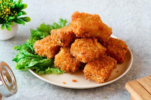Resep Nugget Ayam Tanpa MSG untuk Anak-anak